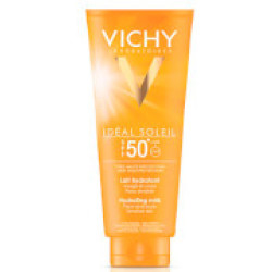 VICHY Idéal Soleil Sun Milk for Face Body SPF 50 300ml