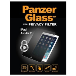 PanzerGlass Privacy iPad Air iPad Air 2 Skjermbeskytter i Herdet Glass