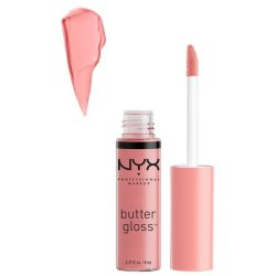 NYX Professional Makeup Butter Gloss (Various Shades) Creme Brulee