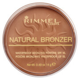 Rimmel Natural Bronzer (Various Shades) Sun Bronze