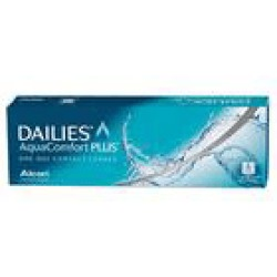 Kontaktlinser Dailies AquaComfort Plus 30 Pack