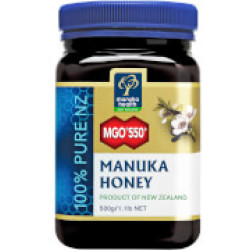 MGO 550 Pure Manuka Honey Blend 500g