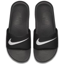 Nike Kawa sandal for små store barn Black