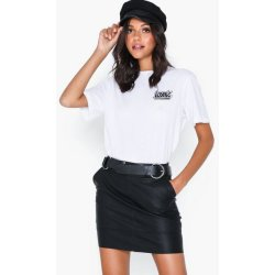 Only onlBASE Faux Leather Skirt Otw Noos