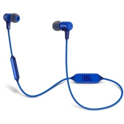JBL E25BT In ear Bluetooth 4.1 Hodetelefoner Blå