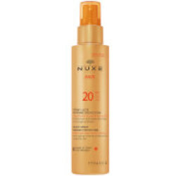NUXE Sun Milky Spray Face and Body SPF 20 (150ml) Exclusive