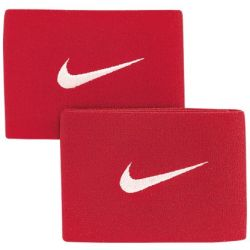 Nike Guard Stay II fotballstropper Red