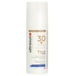 Ultrasun 30 SPF Tinted Face Cream (50ml)