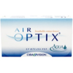 Kontaktlinser Air Optix Aqua 6 Pack