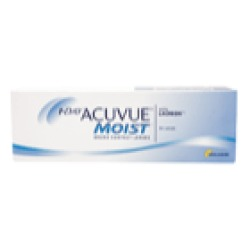 Kontaktlinser 1 Day Acuvue Moist 30 Pack
